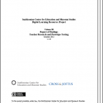 Learning Lab Teacher Research and Prototype Testing report