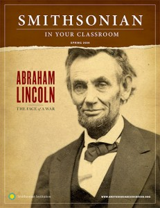 Smithsonian in Your Classroom: Abraham Lincoln, The Face of War cover image