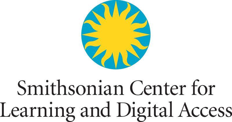 Smithsonian Center for Learning and Digital Access logo